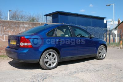 Volvo S40 Rear Side