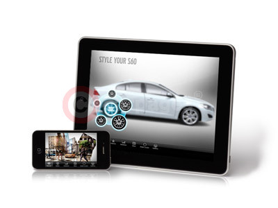 New iPhone and iPad App for The Volvo S60
