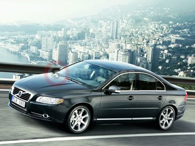 The New Volvo S80