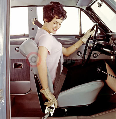 Volvo's Three Point Seatbelt System