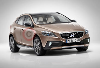 Volvo V40 Cross Country (2013)