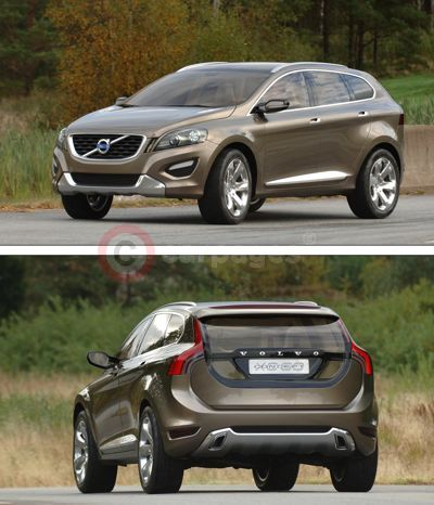 Volvo XC60 Concept To Make Its Public Debut At mph Show 07