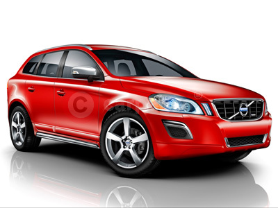 The New Volvo XC60 R-DESIGN