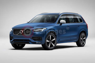 Volvo XC90 R-Design (MY-2015)