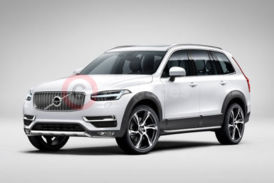 The All-New Volvo XC90 MY-2015