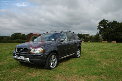 Volvo XC90 Front Side