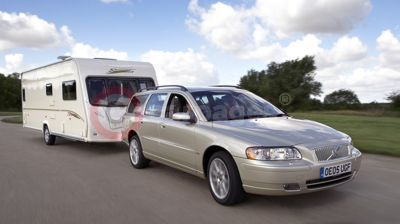 New Volvo D5 (185bhp) Engine Performs In Towcar Awards
