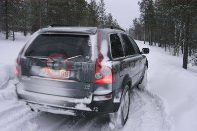 Xc90 S In The Snow Let S See Them